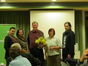 Fotos: Privat ; Susanna Karawanskij, Luise Neuhaus-Wartenberg , Peter Hettlich, Barbara Scheller und Jürgen Kasek (Landessprecher Grüne Sachsen)