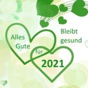 Bleibt gesund, 2021, Denis Korn