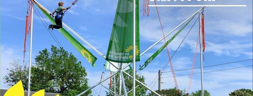 Grünes Sommerfest in Lonnewitz