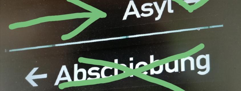Computergrafik Asyl